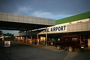 Kalibo International Airport - Airport terminal