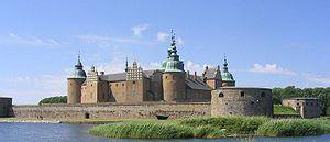 Kalmar - Kalmar Castle today