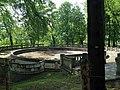 Kamieniec Ząbkowicki, ogród pałacowy.JPG