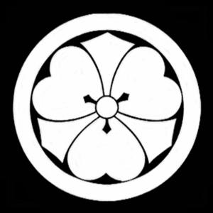 Sakai Tadatsugu - Emblem (mon) of the Sakai clan