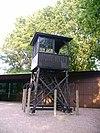foto van Kamp Amersfoort: Houten wachttoren