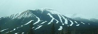 Alpine skiing at the 1988 Winter Olympics - Nakiska on Mount Allan