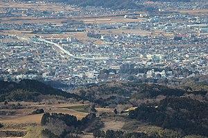 Kannami - A view of downtown Kannami