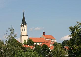 Novo Mesto - Novo Mesto Cathedral