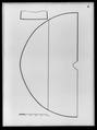 Kappa av vit sidenatlas. Buren av Karl X Gustav (1622-1660) vid kröningen 1654-06-06 - Livrustkammaren - 77280.tif