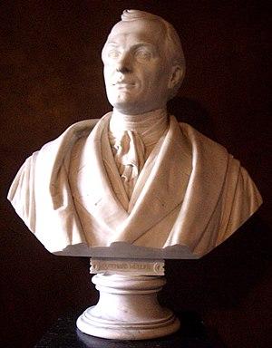 Karl Otfried Müller - Bust of Müller at the University of Göttingen.