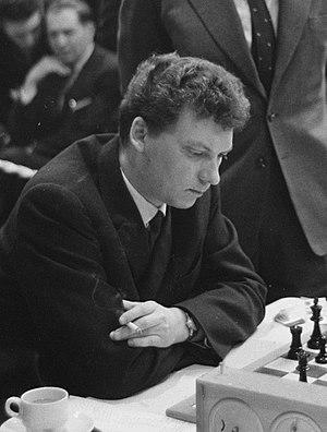 Karl Robatsch - Karl Robatsch in 1961