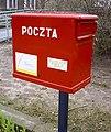 Karlino postbox.jpg