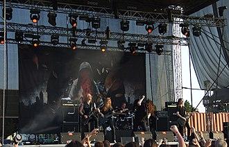 Katatonia - Katatonia at Kavarna Rock Fest 2011, Bulgaria.