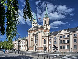 Military Ordinariate of Poland - Church of Our Lady Queen of the Polish Crown