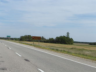 Saskatchewan Highway 56 - Image: Katepwa Point