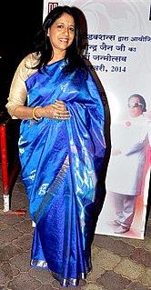 Kavita Krishnamurti Indian singer