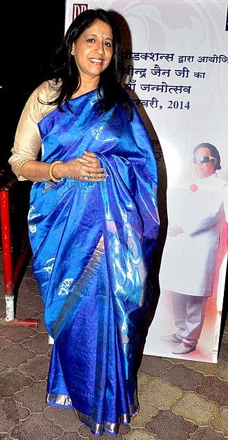 Kavita Krishnamurthy - Kavita Subramanian 2014