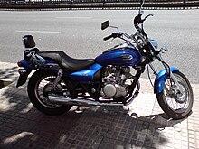 Suzuki Savage New Engine