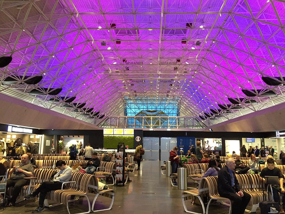 Keflav 237 K International Airport Travel Guide At Wikivoyage