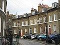 Keystone Crescent, N1 (2) - geograph.org.uk - 1724181.jpg