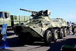 Kharkiv Morozov BTR-3E1 APC (9689290574).jpg