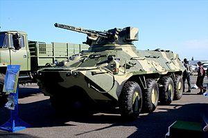 BTR-3 - Ukrainian BTR-3E1