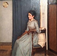 Portrait of Marie Monnom