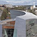 Kiasma curved wall from above, 1998.jpg