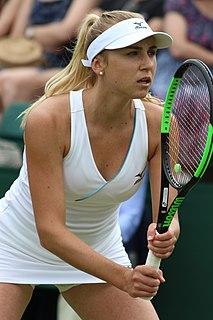 Nadiia Kichenok Ukrainian tennis player