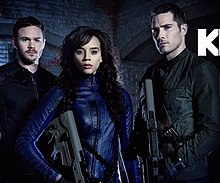 Killjoys Tv Series Wikipedia