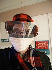 Surgical mask - Wikipedia