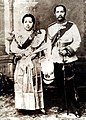 King Chulalongkorn and Queen Saovabha.jpg