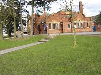King Edward VII School, Melton Mowbray - King Edward VII School, Melton Mowbray