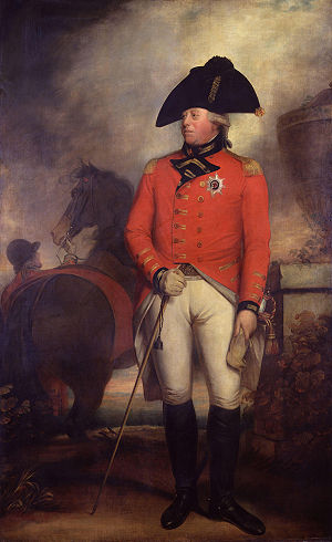 King's German Legion - The King whose Legion it was. George III, King of the United Kingdom and Elector of Hannover