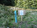 Kintyre Way Walk sign post and directions. - geograph.org.uk - 383334.jpg