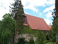 Kirche in Kirch Baggendorf, Vorpommern (2009-05-13).JPG