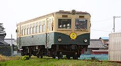 紀州鉄道600形 画像wikipedia