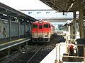 Kisin line in Himeji Station 07.jpg