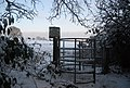 Kissing gate on the Wealdway - geograph.org.uk - 1670851.jpg