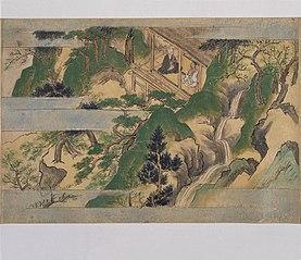 Rouleaux illustrés des événements funestes du temple de Kiyomizudera