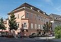 Klagenfurt Herrengasse 14 Palais Christalnig SW-Ansicht von Ursulinengasse 02082016 3354.jpg