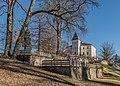 Klagenfurt Welzenegg Krastowitz 1 Schloss Krastowitz SW-Ansicht 29122016 5929.jpg