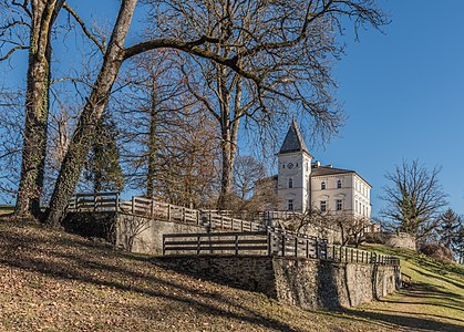 Castle Krastowitz, Klagenfurt, Carinthia, Austria