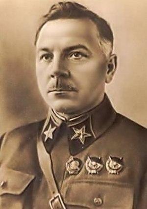 Kliment Voroshilov - Image: Klim voroshilov (cropped)