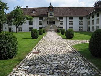 Fraubrunnen - The former Abbey