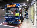 Km Kanko Bus 003 Odaiba Rainbow Bus as km Flower Bus.jpg