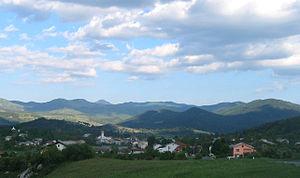 Municipality of Ilirska Bistrica - Landscape in the Ilirska Bistrica Municipality