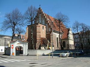 Śródka, Poznań - St. Margaret's Church