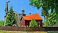 Kościół par. pw. Św. Krzyża, 1715 Żołędowo, ul. Bydgoska (16).JPG