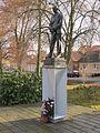Kožlany - socha Edvarda Beneše.JPG