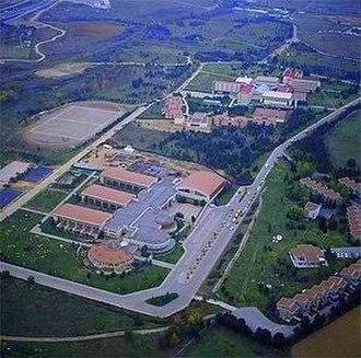 Koç School - The Campus