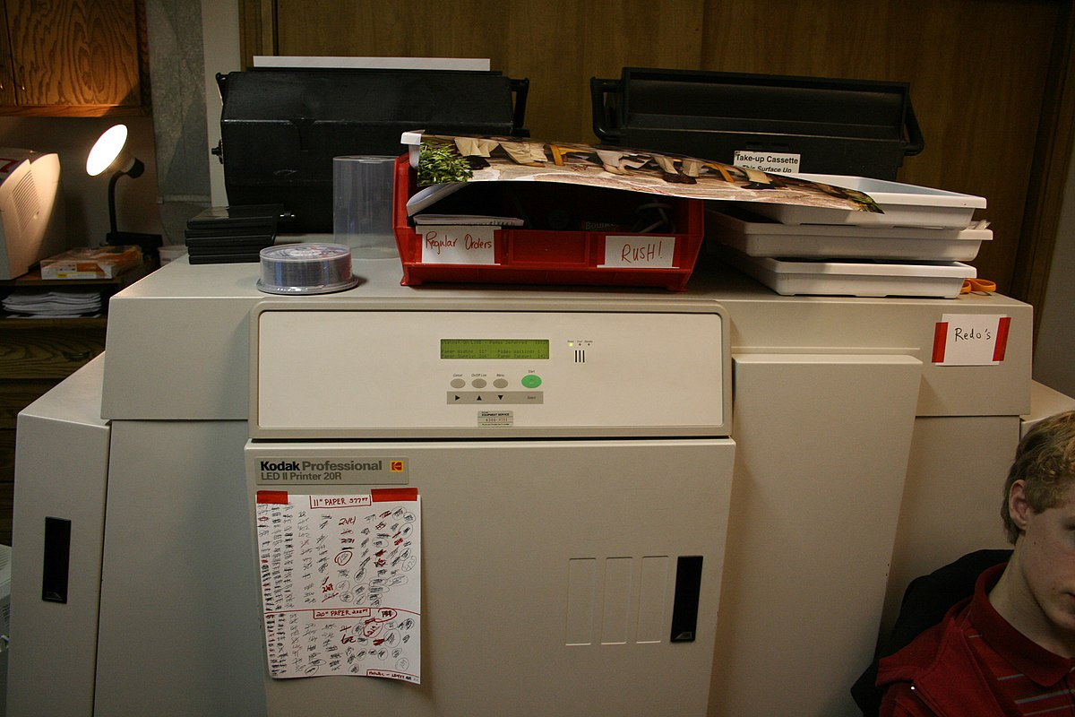 Led Printer Wikipedia