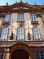 Kolovratský palác (Praha, Valdštejnská) průjezd.JPG