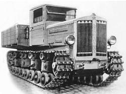 Komintern artillery tractor.jpg